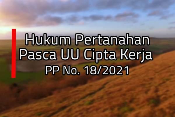 Presentasi Webinar PP Hak atas Tanah by Eddy Leks