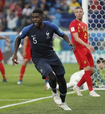 १२ वर्षपछि फ्रान्स फाइनलमा, वेल्जियम १-० अन्तरले पराजित