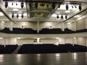 Binghamton City School District High School Helen Foley Theater - Binghamton City School District High School Helen Foley Theater