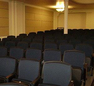 resized Helen Foley seats 2 - American School & University Outstanding Designs