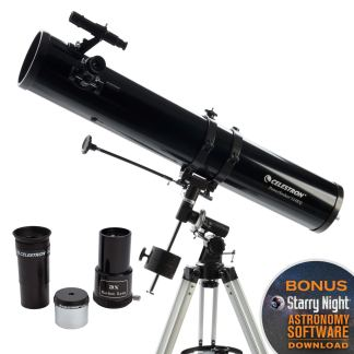 Celestron Powerseeker 114EQ 114 EQ Reflector Telescope Buy Online India