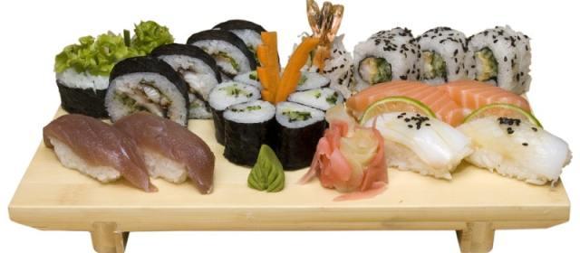 fotografia produktowa Rzeszów sushi