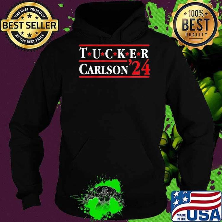 Tucker carlson 24 american stars shirt, hoodie, sweater ...