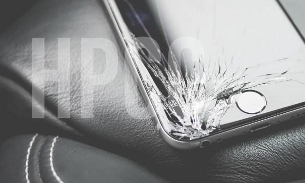 Phone Screen Glass Repair