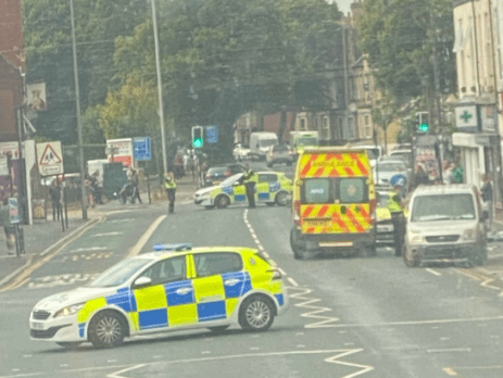 beverley-road-blocked-by-police-after-incident