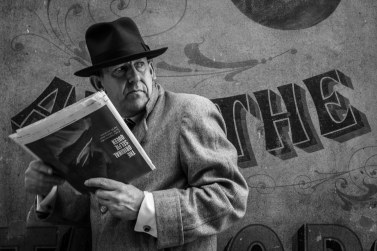 Hullywood Icon number 8 Film: The Wrong Man Location: Hepworth's Arcade.