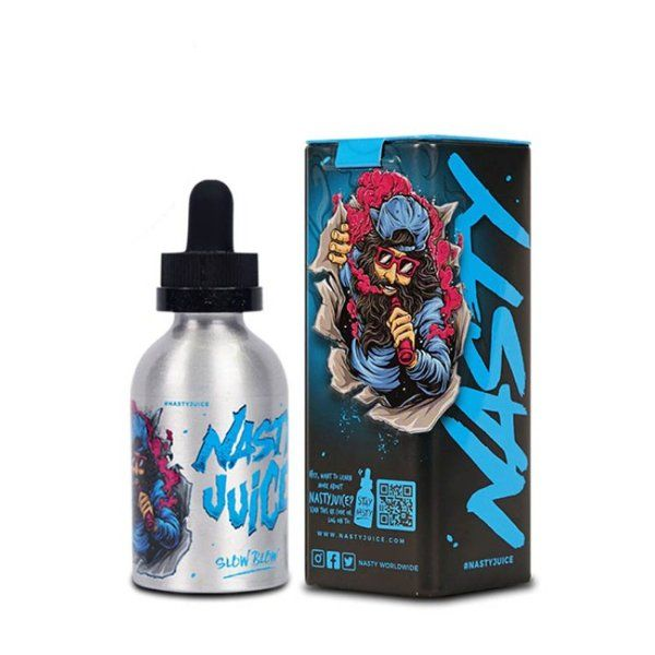 Slow Blow Nasty Juice 60ml