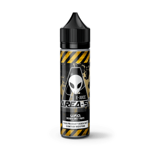 Area 51 UFO 50ml Juice or E-Liquid