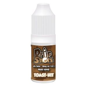 Toast Hit Drip Shotz 10ml