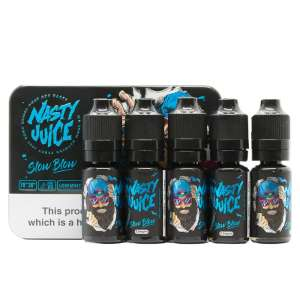 Nasty Juice Slow Blow 5x10ml