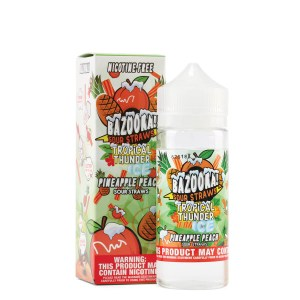 Pineapple Peach ICE by Bazooka