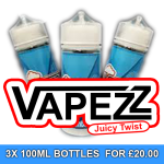3FOR2VAPEZZ100ML