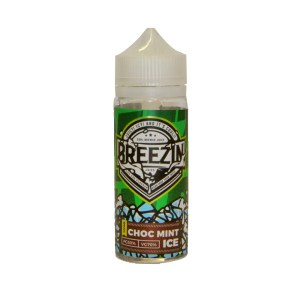 Breezin Chocolate Mint 120ml Juice