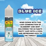 Blue Ice by CBD LEAF 50ml
