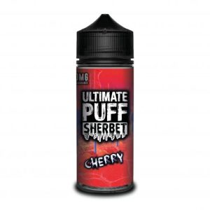 Cherry Sherbet Ultimate Puff