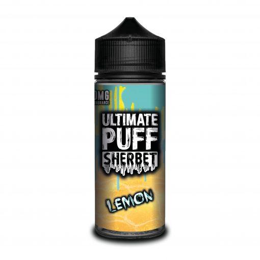 Lemon Sherbet Ultimate Puff