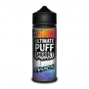 Rainbow Sherbet Ultimate Puff