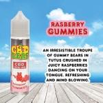 Rasberry Gummies by CBD LEAF 50ml