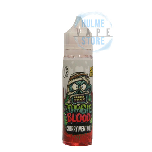 CHERRY MENTHOL by Zombie Blood 50ml