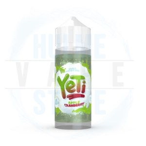 Apple Cranberry By Yeti