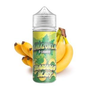 Amazonia 100ml - Banana Blast
