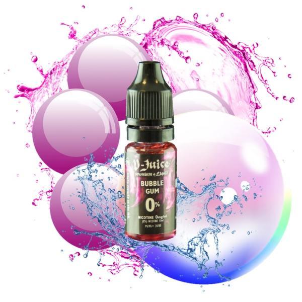 Bubble Gum by V-Juice