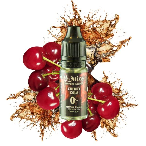 Cherry Cola by V-Juice