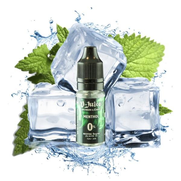 Menthol by V-Juice | 10ml Bottle