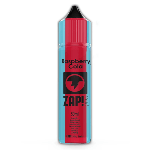 Raspberry Cola by Zap! Juice