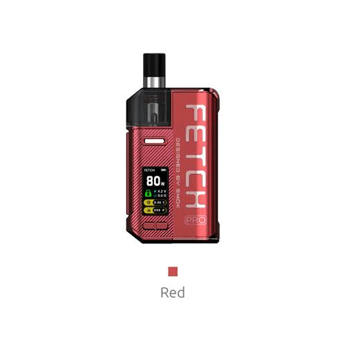 Smok Fetch Pro Kit Red