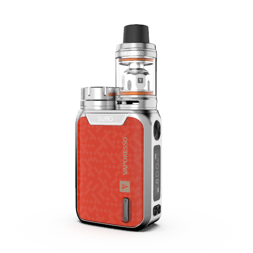 Orange Swag 80w Kit by Vaporesso