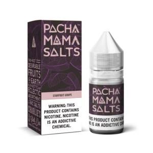 Starfruit Grape - Pacha Mama Salts 10ml
