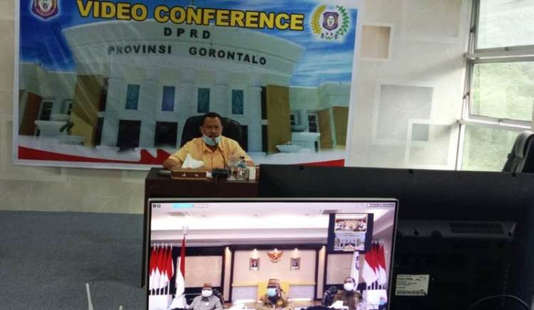 Ketua Paris Video Conference Vaksin Covid-19