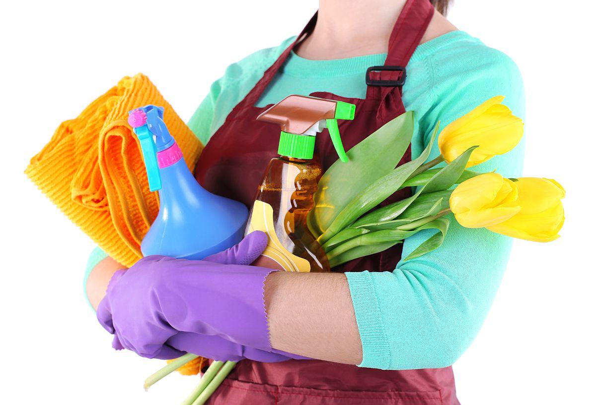 Lente verwelkomen: schoonmaak, bloemetje of meer?