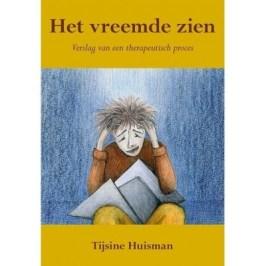 Tijsine Huisman, 'Het vreemde zien' boek over seksueel misbruik