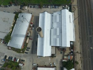 Hulsey Contracting Inc Commercial Roofing Contractor Brewery Roof
