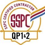 QP 1 & 2 SSPC Certified Contractor