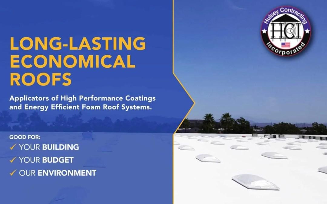 Spray Polyurethane Foams Roofing & Insulation System