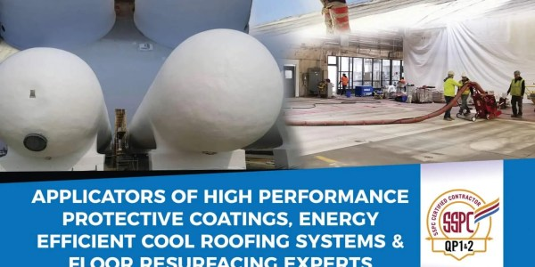 Hulsey Contracting Inc. - Commercial Roofing, Painting & Floor Resurfacing