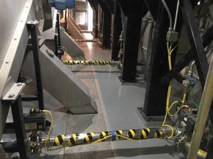 Hulsey Contracting Inc Floor Resurfacing Job 201