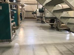 Hulsey Contracting Inc Floor Resurfacing Job 212
