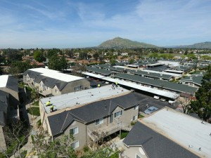 Hulsey Contracting Inc Moreno Valley Spray Foam Roofing Project 008