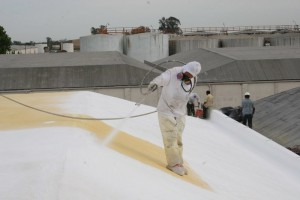 hulsey contracting inc roofing spray foam