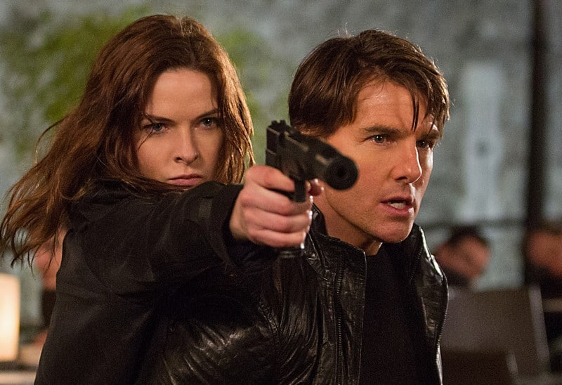 Mission Impossible Rogue Nation on Hulu