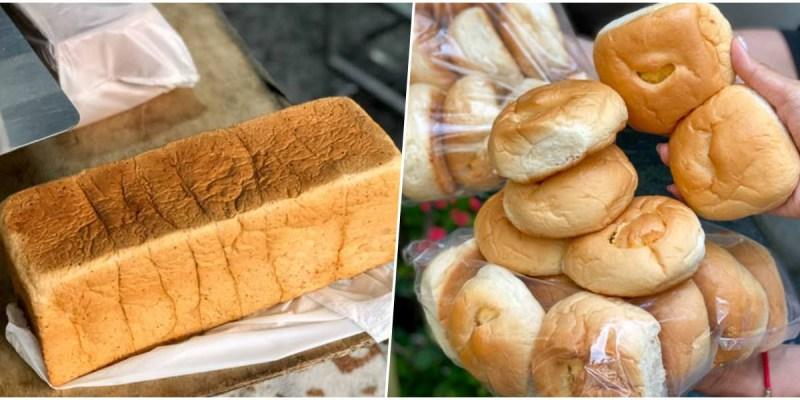 台南美食「福賓麵包」巷弄內40多年老字號店家!五元大餐包!批發吐司麵包坊。|隱藏版美食|