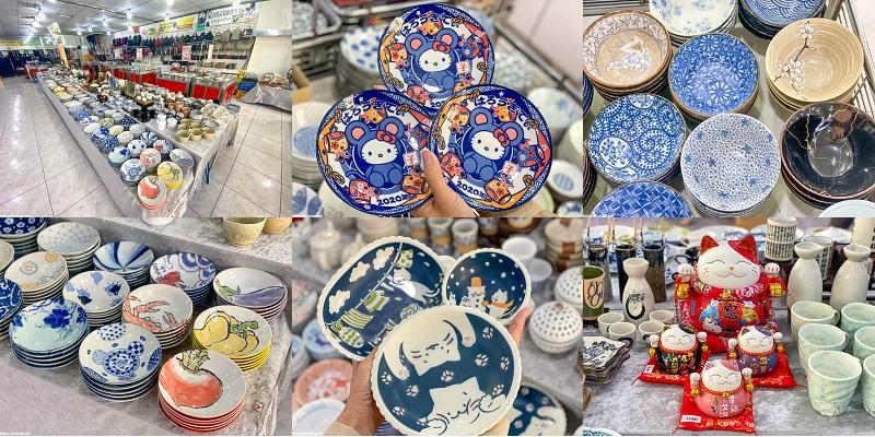 日本碗盤瓷器特賣會 日本原裝進口碗盤! 有田燒、萬古燒、美濃燒銅板價買回家~1個40元3個100元起!台南限時特賣會|