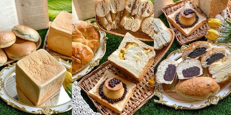 台南麵包推薦  老市場裡的麵包香!推薦必吃生吐司,泰奶貝果,滿餡料的手感麵包香。嚴選法國麵粉+法式奶油!「圓包包麵包店」 延平市場店 