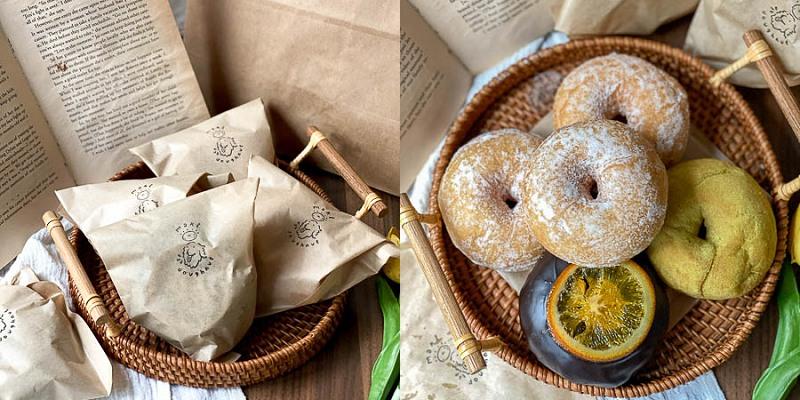 台南美食甜甜圈「maki doughnut」不用排隊!輕鬆品嚐人氣日式甜甜圈。輕甜不膩口超推薦。|日式甜甜圈推薦|