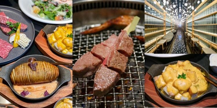 台南燒肉 高質感燒肉!啤酒買一送一!人氣燒肉套餐組合!雙人午間套餐$888起~「青青燒肉」|台南燒烤店推薦|2021菜單|