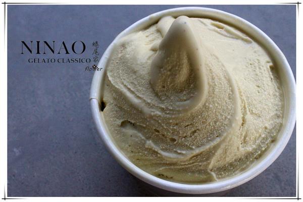 台南安平區  義式冰淇淋-蜷尾家二店。【 NINAO Gelato/蜷尾家】